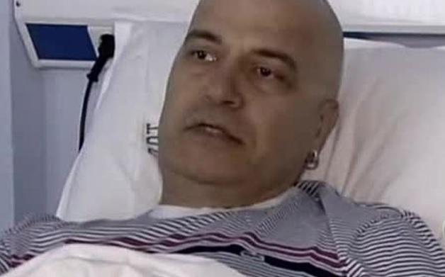 Слави Трифонов в болницата