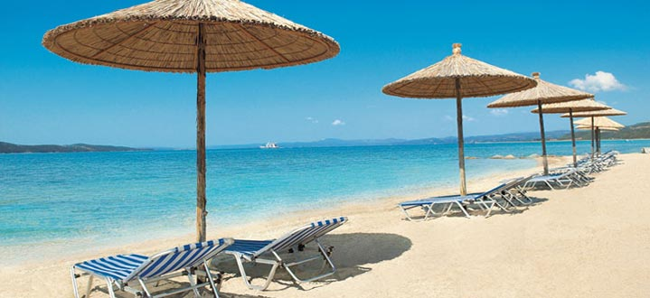 Плаж в Гърция