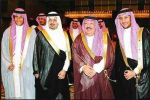 Саудитските принцове, някои от тях вече не са живи.