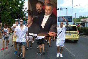 Протестите в Слънчев бряг срещу Валери Симеонов.