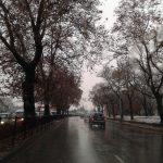 времето зима