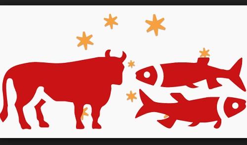 телец и риби