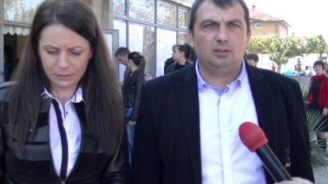 Марин Рачев, кмет на Септември