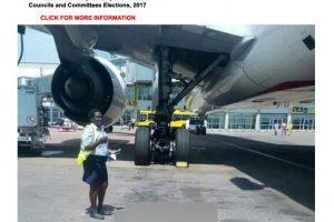 Летищните власти в Уганда предполагат, че българката се е самоубила.