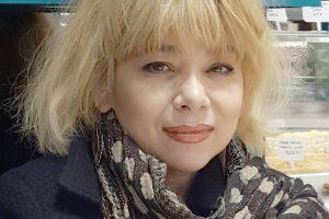 Катерина Георгиева, журналист.