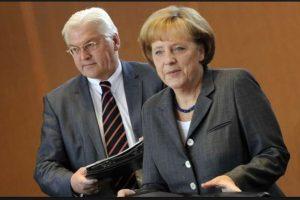 Президентът Щайнмайер официално предложи на Меркел да оглави нов кабинет.