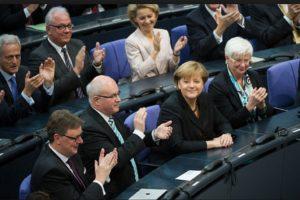 Ангела Меркел има шанс да оглави четвърто правителство на Германия