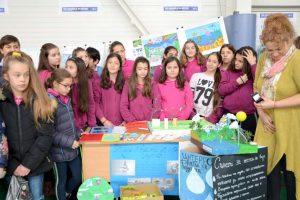 Ученици от 14 училища представиха интересни проекти
