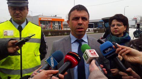 Шефът на пловдивската полиция Атанас Илков