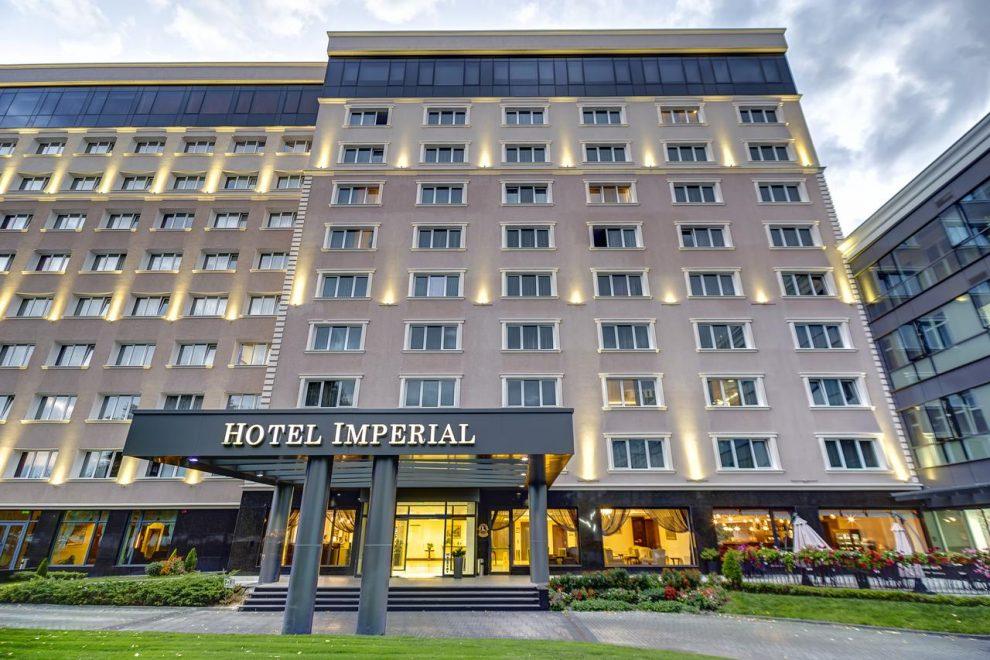 Семейният хотел на бившия кмет Иван Тотев.