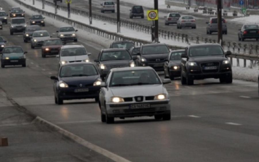 Без 8 точки ще останат шофьорите, ако не спрат на знак Стоп