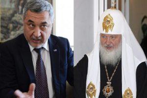 """Валери Симеонов нарече руският патриарх Кирил """"второразрядно ченге"""" и отказа да се извини"""