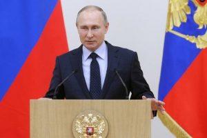 Владимир Путин е без конкуренция за президент