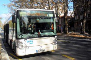 Маршрутът на автобусни линии №6,10, 12, 16, 18, 66 и 116 се променя