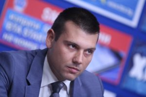 "Георги Атанасов, изпълнителен директор на ""Юнион Ивкони"""