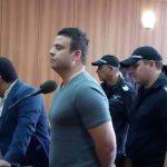 Георги Илиев в съда.