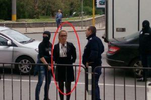 """Арестът на кметицата на """"Младост"""" СНИМКА Труд"""