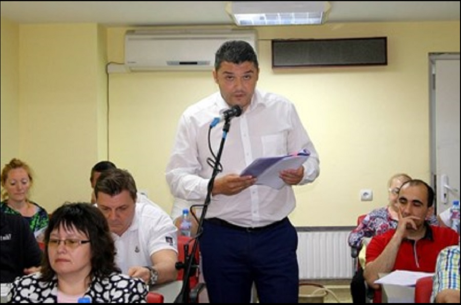 Павел Михайлов, кмет на Община Родопи