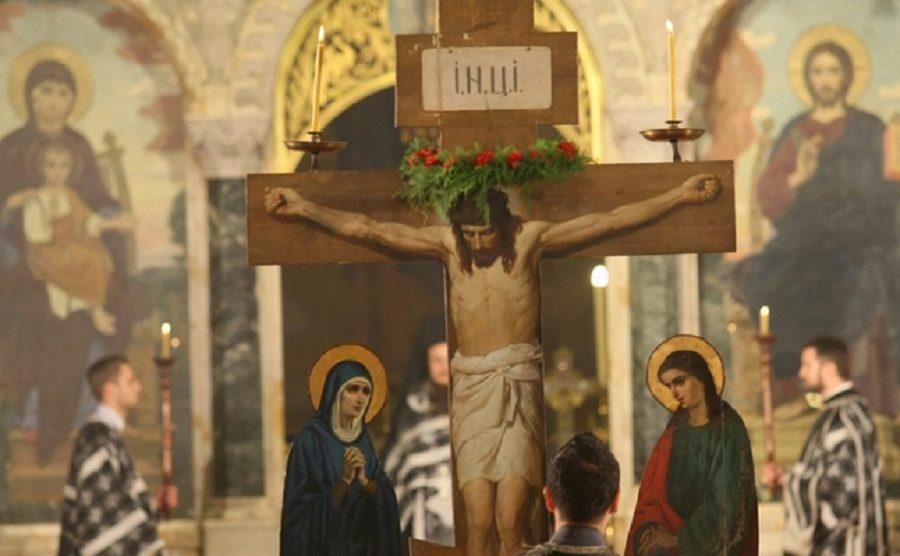 Разпети петък е най-тъжният ден за християните
