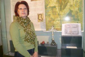 """Изложбата """"Седем разказа за вярата"""" предизвиква изключителен интерес, казва Соня Семерджиева"""