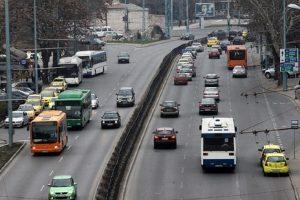 Трафикът в Пловдив