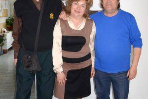Делян, Деляна и Веско