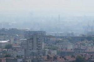 Според общината основната причина за мръсния въздух над Пловдив е отоплението на твърдо гориво.
