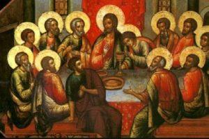 В християнската традиция четвъртият ден от Страстната седмица е възпоменание за Тайната вечеря