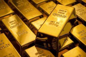 Цената на златото е 1 338 дoлapa cлeд тpи пopeдни тpимeceчия нa пeчaлби.