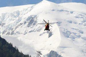 В спасителната акция се включиха 7 хеликоптера