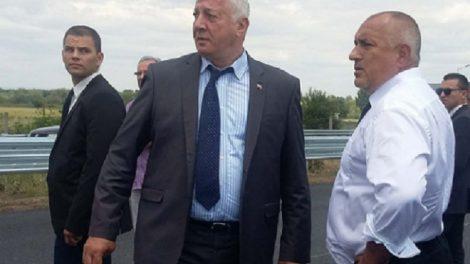 Бойко Борисов следи изкъсо строежа на пътя Пловдив-Асеновград