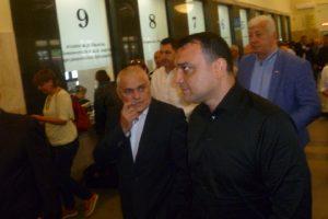 Ивайло Московски разгледаха Централна гара