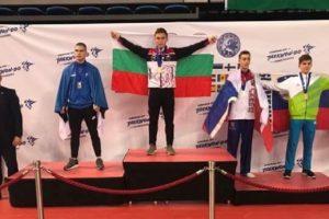 Българите спечелиха 11 златни медала