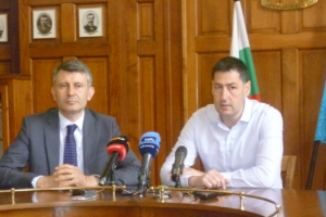 Иван Тотев и Георги Титюков