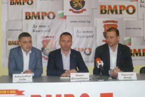 Александър Сиди, Ангел Джамбазки и Борислав Инчев