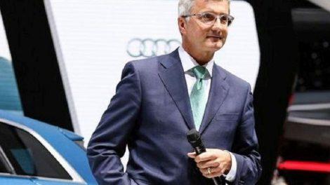 Изпълнителният директор на Audi Руперт Щадлер