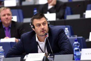 Николай Бареков, евродепутат, член на групата Европейски консерватори и реформисти