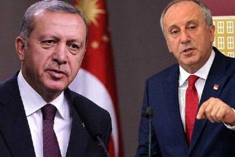 Ердоган и Индже