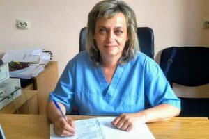 Д-р Веселина Йорданова