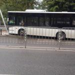 Инцидентът е станал рано сутринта Снимка: Забелязано в Пловдив