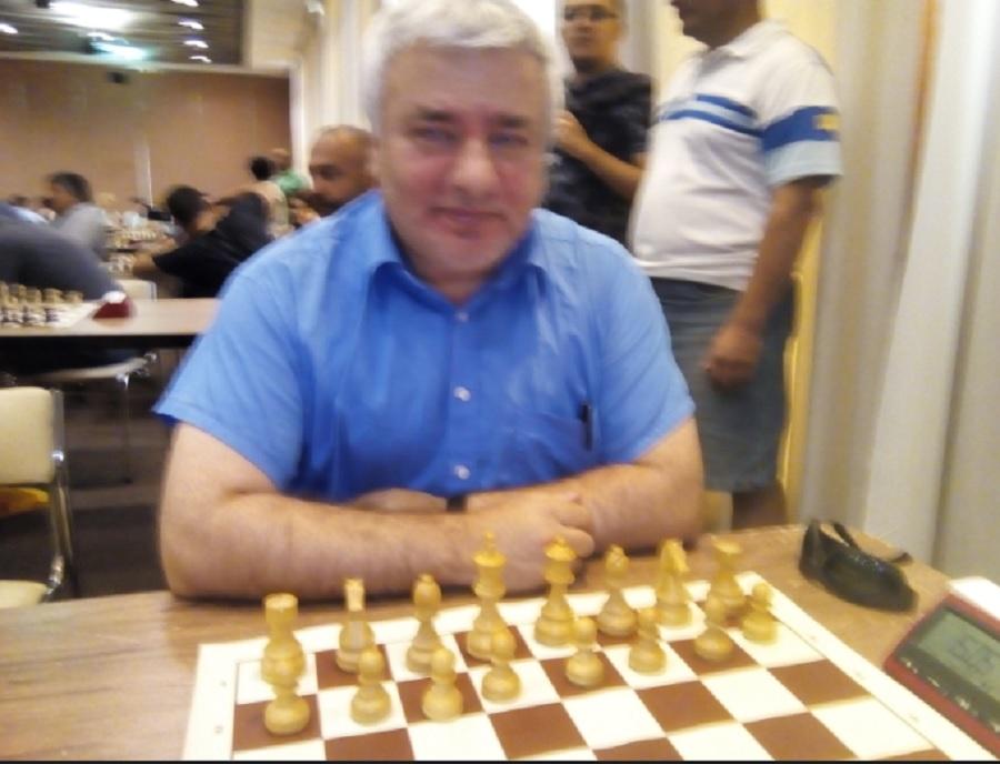 Гросмайстор Кирил Георгиев