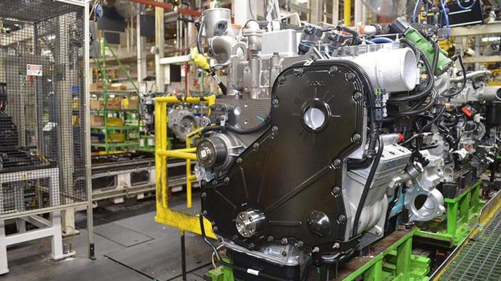 Двигатели на природен газ на Cummins Westport