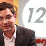 Водещият на 120 минути Светослав Иванов
