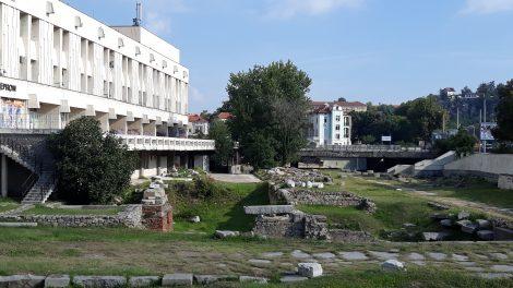 Римският форум е обрасъл с трева, но в момента предстои цялостна промяна.