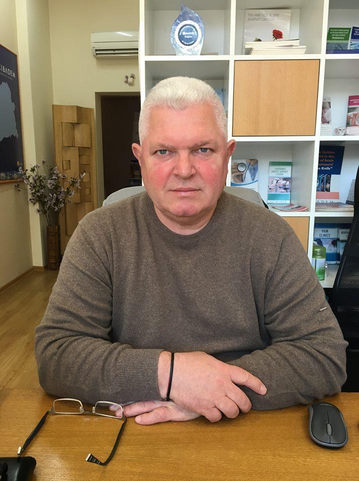 Д-р Гюрай Ходжев