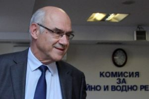 Иван Иванов, председател на КВЕР