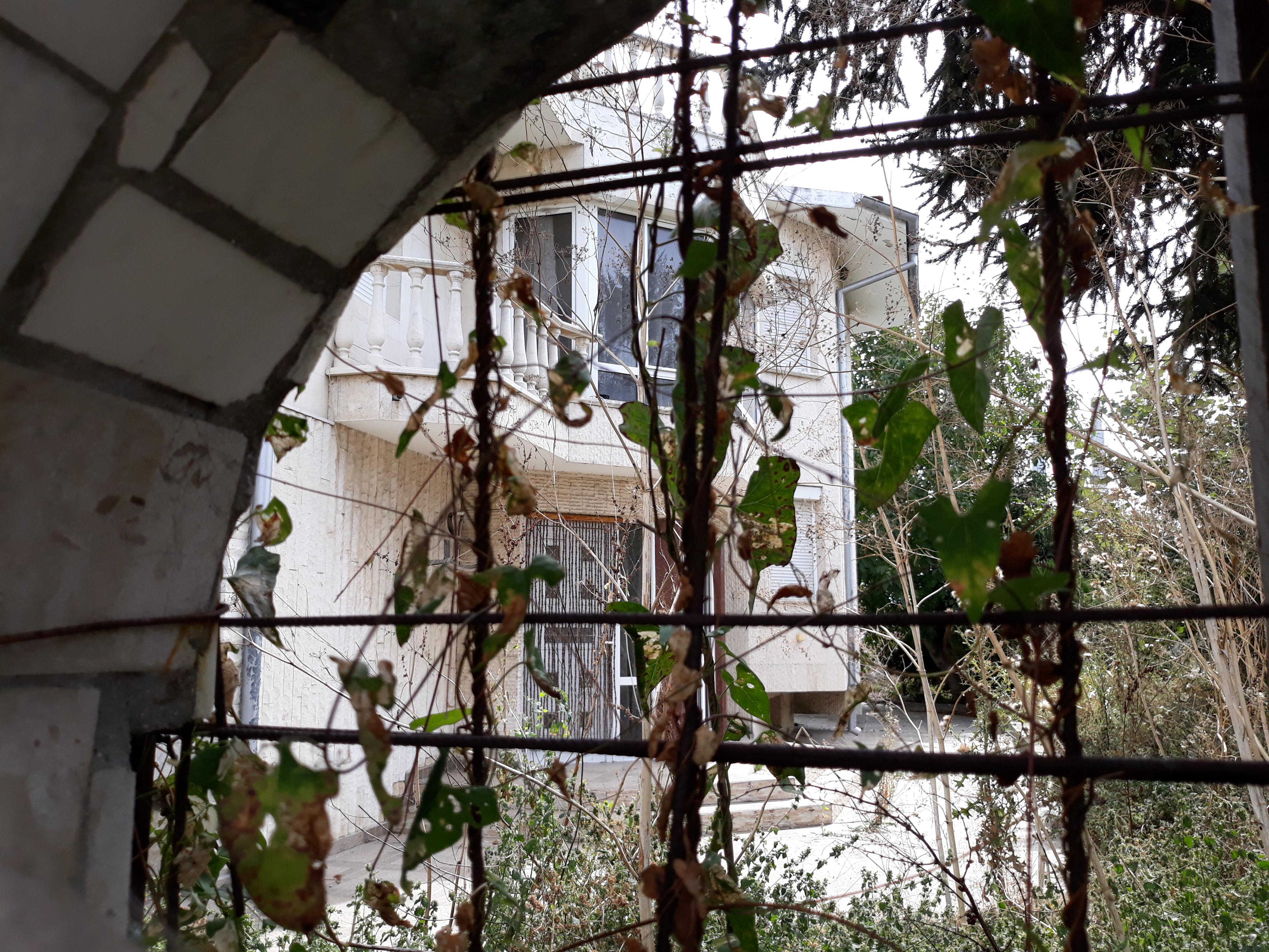 Един от палатите на Рашкови в Катуница