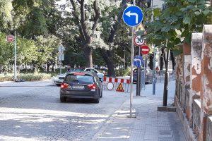 """За 3 минути 6 коли влязоха в насрещното, за да се доберат до бул. """"Мария Луиза"""""""