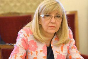 Петя Аврамова, министър на регионалното развитие
