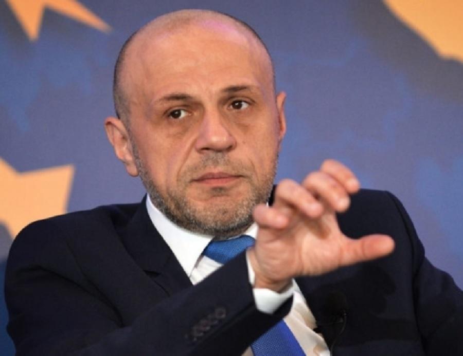Томислав Дончев, вицепремиер